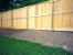 6ft Cedar Solid Good Neighbor Fence