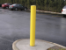 Yellow Bumper Post