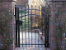 4ft Aluminum Roll Top Gate